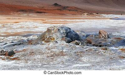 géothermique, hverir, secteur