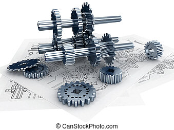gép, mechanikai