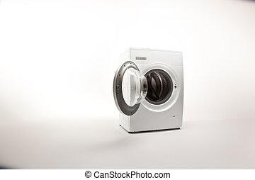 gép, mosás