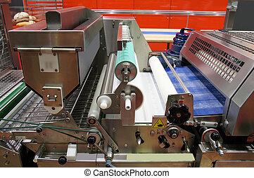 gép, pékség