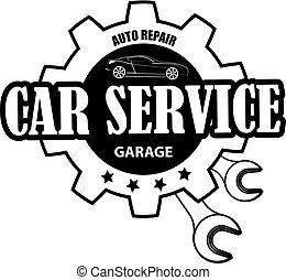 gép, rendbehozás, szolgáltatás, bolt, jel, autó, garázs, bringás, bicikli, keresztbe tett, ficam, szerelő, autó, dugattyú, motorkerékpár