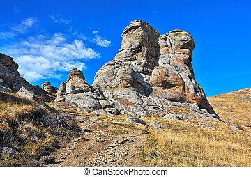 góra, 2, krajobraz