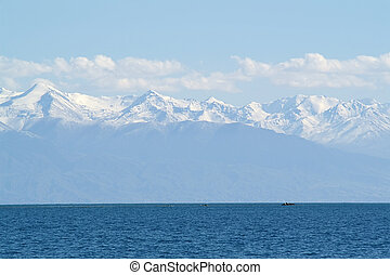 góra, 2, morze