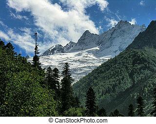 góra, 3