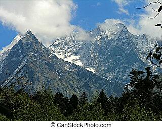 góra, 4