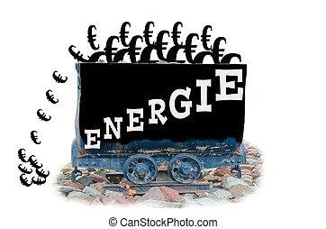 górnictwo, wydatki, energia, energia, nauka, euro