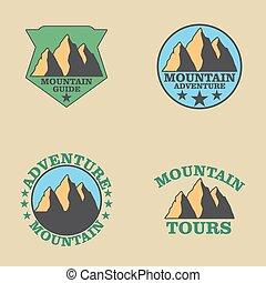 góry, komplet