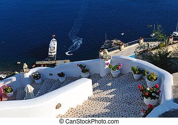 görögország, santorini