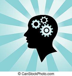 głowa, mechanizmy