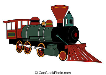 gőz, lokomotív