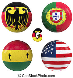 G group of the World Cup
