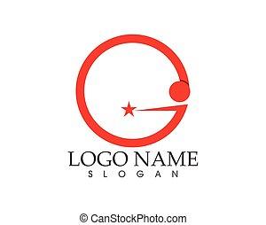 G letter people logo design