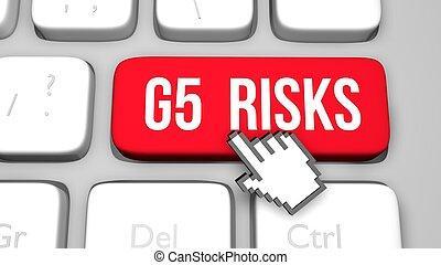 G5 Cellular technology risks