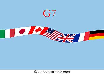 G7 Staaten Liste