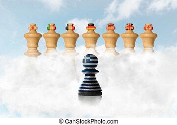 g7, topp, beslut, på, grekland
