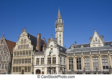 Gables in Ghent