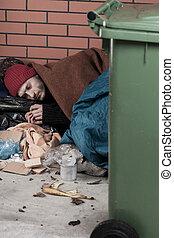 gade, sov