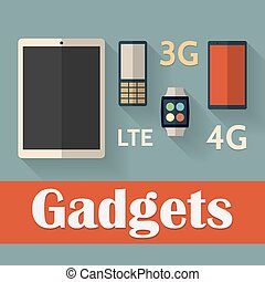 Gadget Vector icons