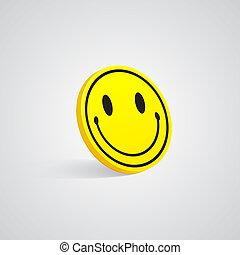 gai, smiley