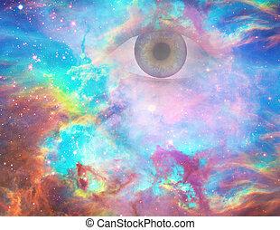 galáctico, espacio