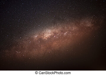 Galactic Center of the Milky Way