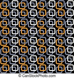Galactic illusion seamless pattern. Suitable for screen,...
