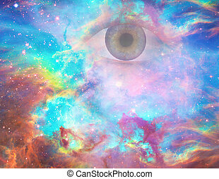 galactisch, ruimte