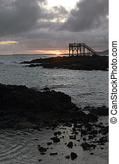 Galapagos Sunset / Sunrise