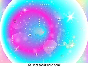 galaxie, hintergrund, mit, kosmos, und, universum, formen, und, stern, dust.