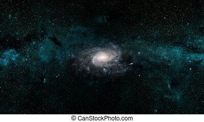 galaxie, nebelflecke