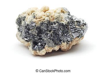 galena, lead mineral