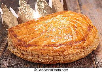 galette des rois, epiphany cake