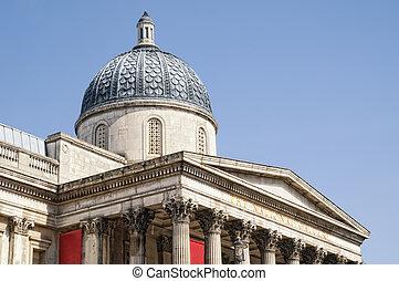 galleria, nazionale, london.