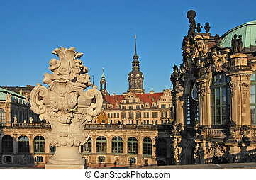 Gallery of old masters in Dresden