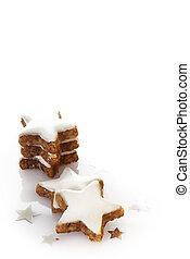 galleta, sabroso, navidad, gustos