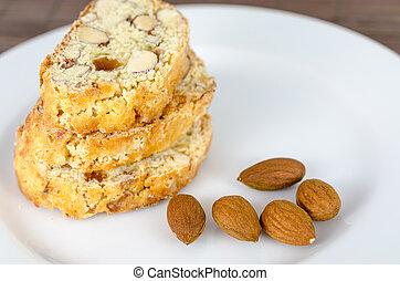 galletas, biscotti