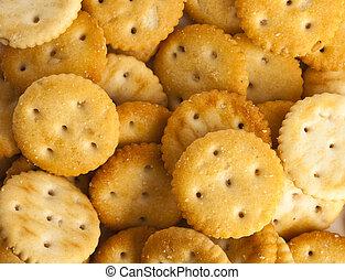 galletas, salado