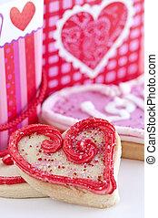 galletas, valentines