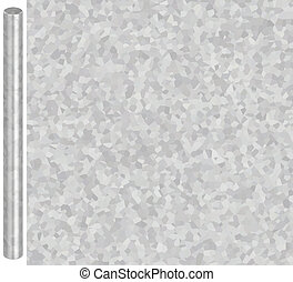 Galvanized Steel Texture (For Metal Tubes)