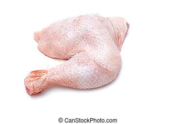 gamba pollo