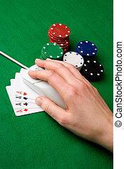 gamble, online