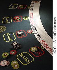 Gambling chips - Gambling chips...