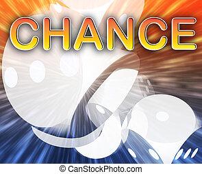 Gambling dice chance background - Gambling dice betting...
