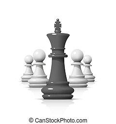 game., échecs, éditorial
