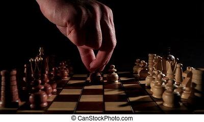 game., échecs