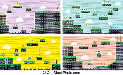 game assets element vector art graphic design illustration