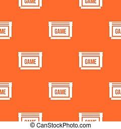 Game cartridge pattern seamless