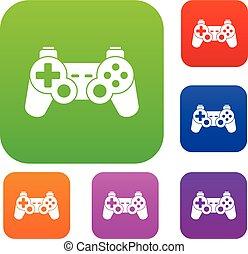 Game controller set collection