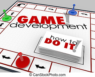 Game Development Board Game How to Learn Software App...