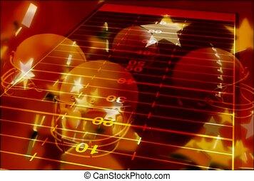 game, football field, team